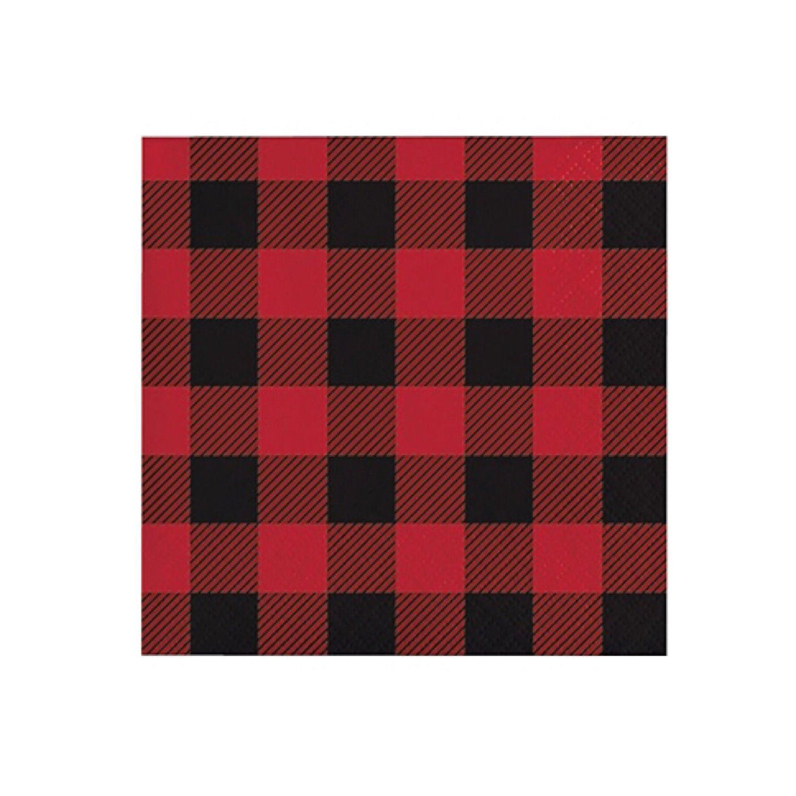 NAPKINS - SMALL BUFFALO PLAID