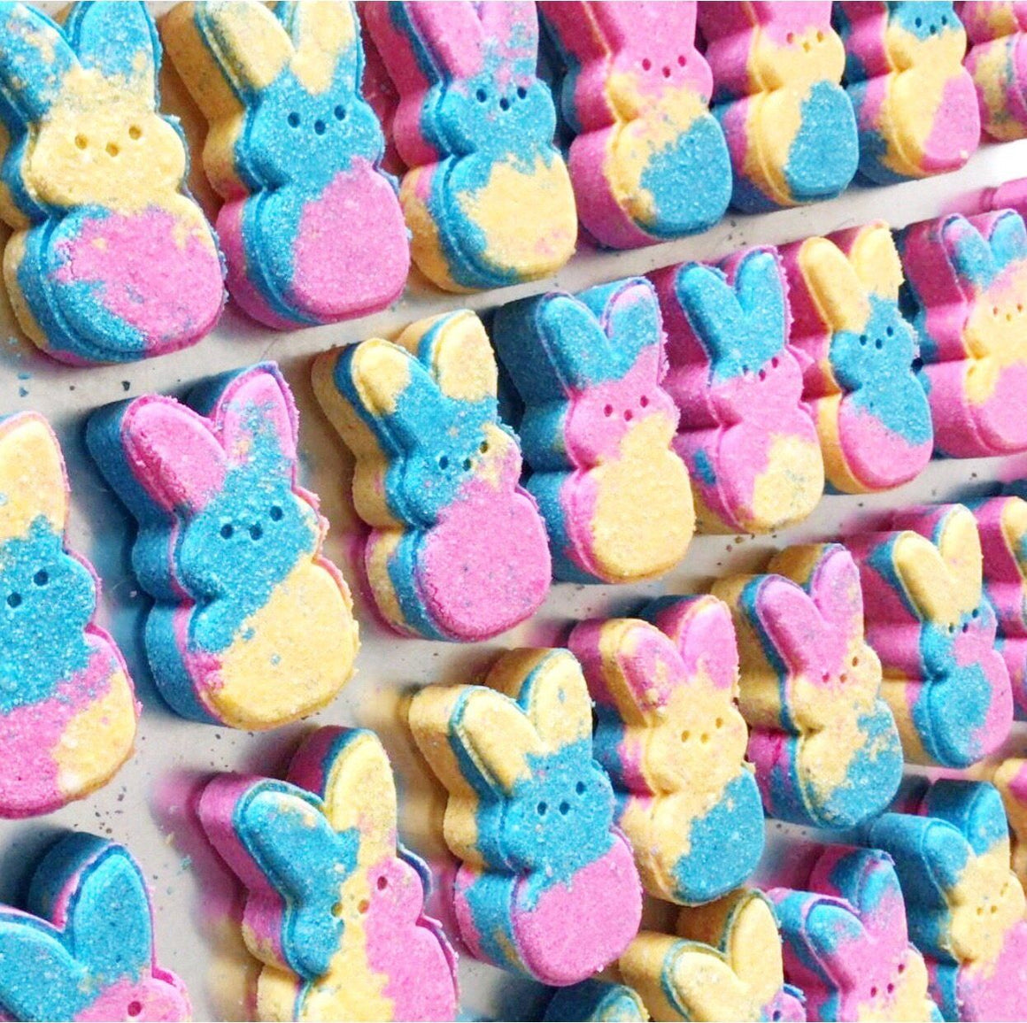 BATH FIZZY - BUNNY VIBRANT, BATH, Crafted Bath - Bon + Co. Party Studio