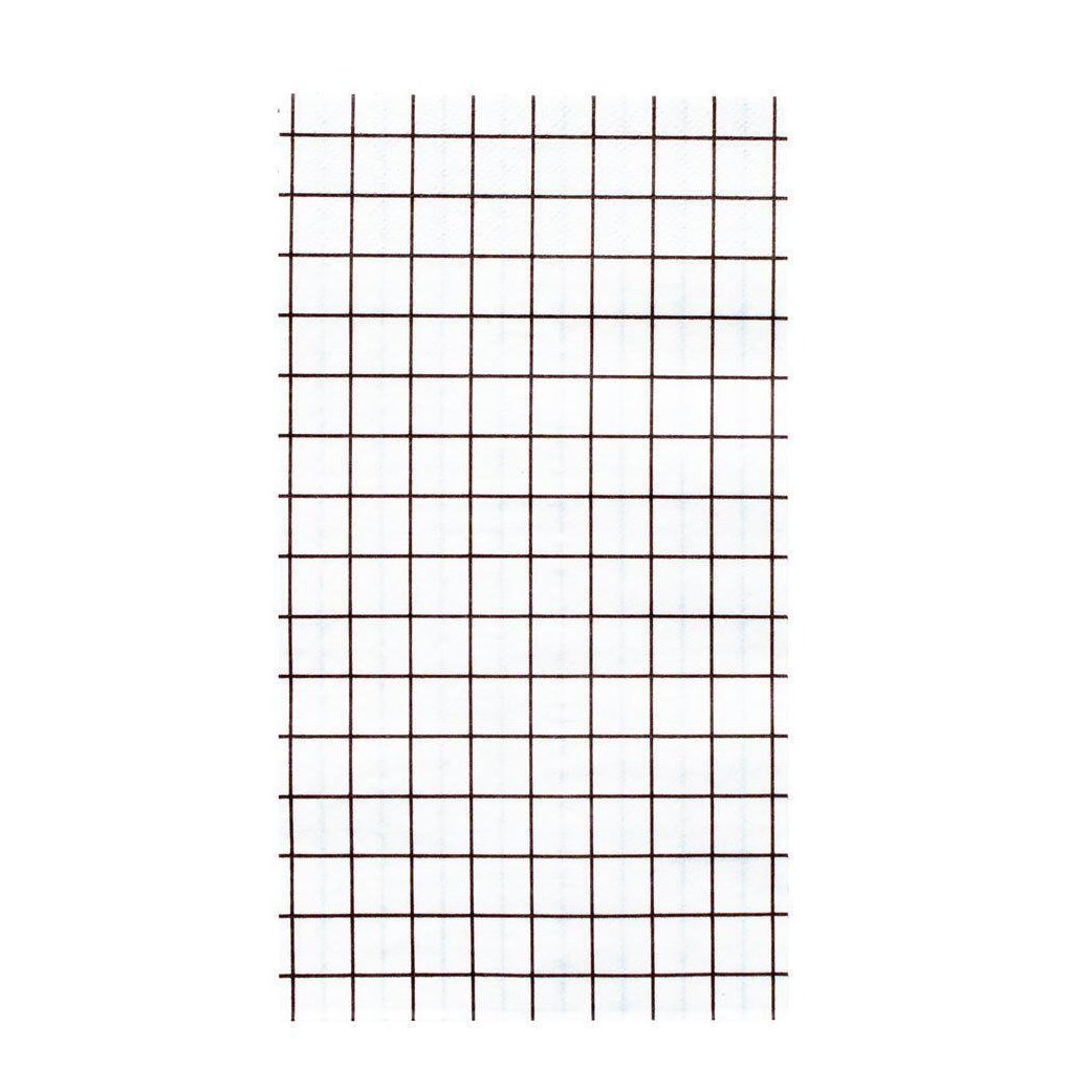 NAPKINS - DINNER GRID OH HAPPY DAY