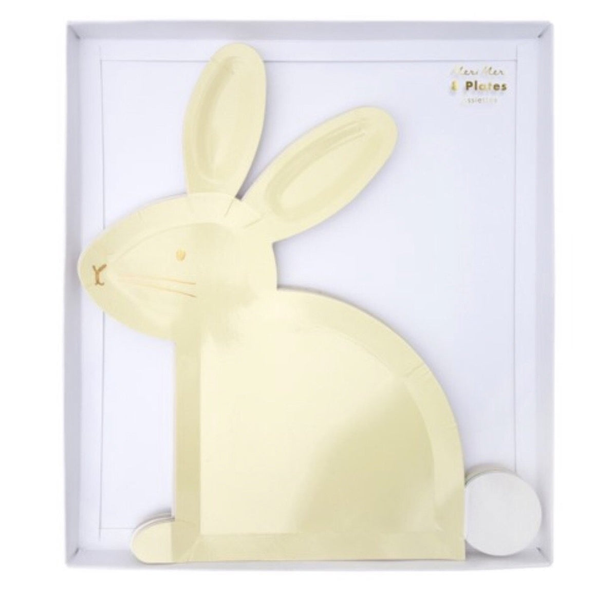PLATES - LARGE BUNNY
