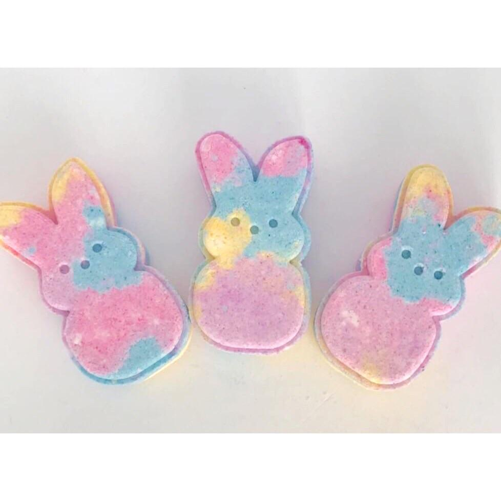 BATH FIZZY - BUNNY PASTEL, BATH, Crafted Bath - Bon + Co. Party Studio