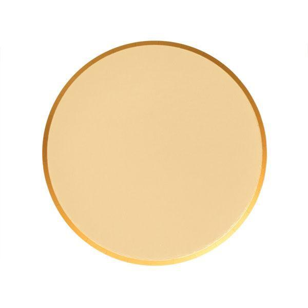 PLATES - SMALL GOLD