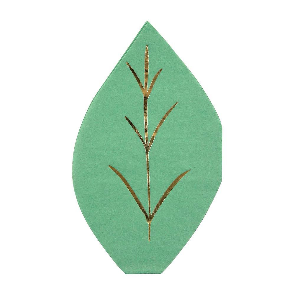 NAPKINS - LARGE FRESH LEAF
