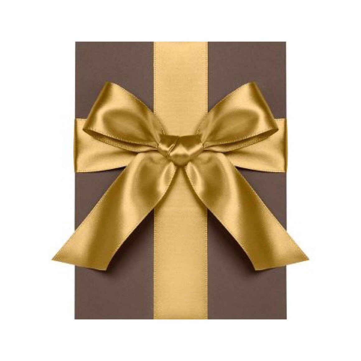 "GIFT GIVING - RIBBON 1 1/2"" VINTAGE GOLD, RIBBON, WASTE NOT PAPER - Bon + Co. Party Studio"