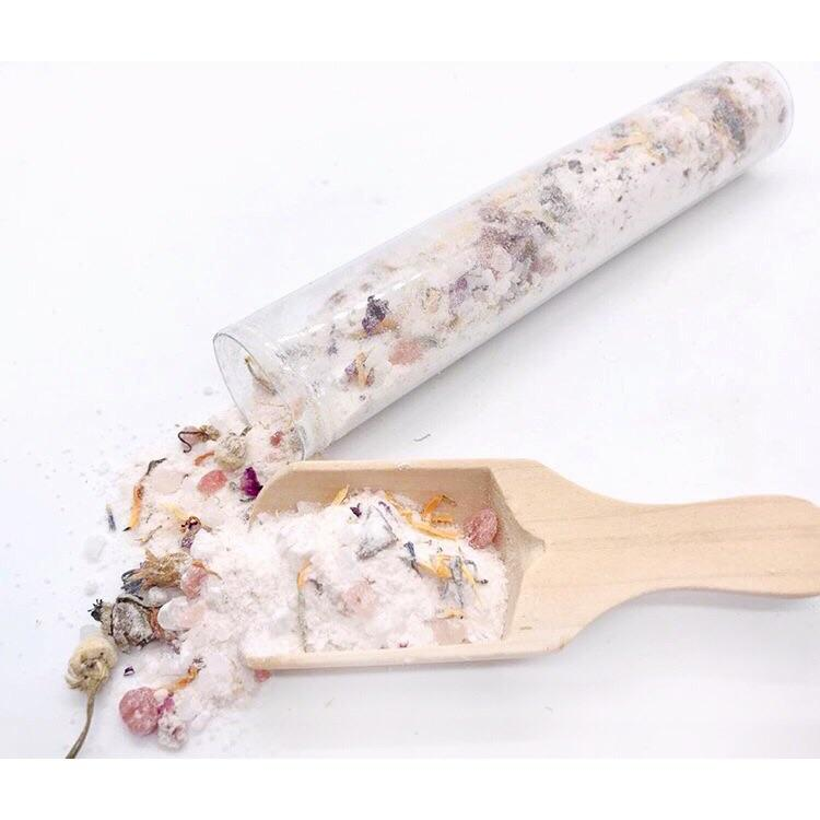 LUXE BATH SOAK - BOTANICAL PINK MILK