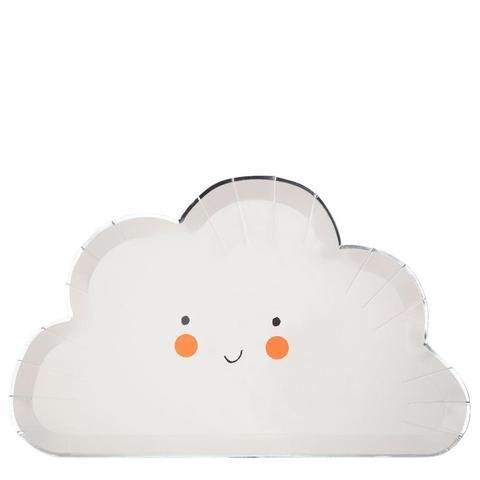 PLATES - CLOUD HAPPY