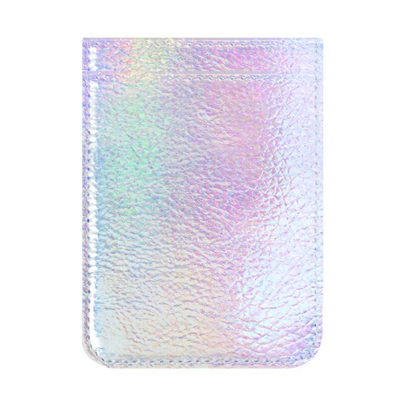 TECH - PHONE POCKET IRIDESCENT LEATHER