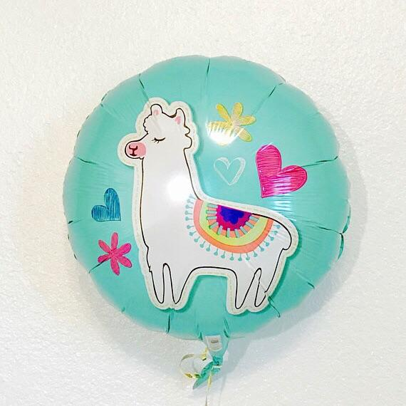 BALLOONS - FIESTA LLAMA 2 SELFIE, Balloons, QUALATEX - Bon + Co. Party Studio