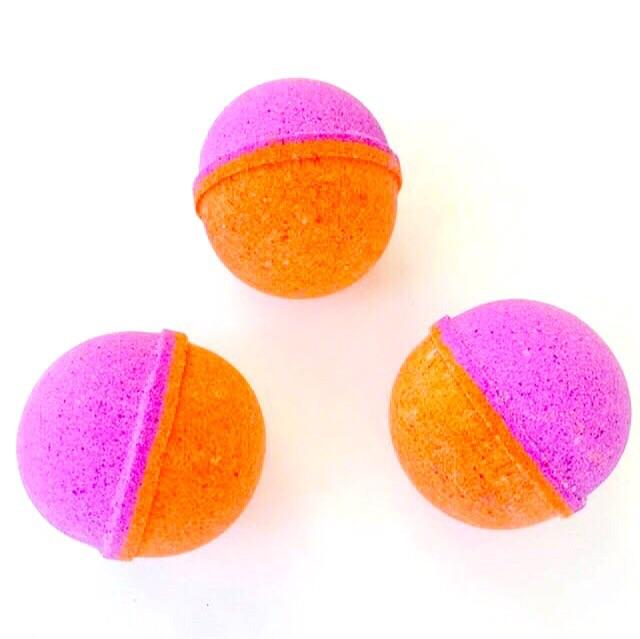 BATH FIZZY - TUTTI FRUTTI GALACTIC GRAPE