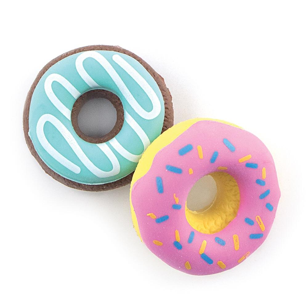 STATIONERY - ERASERS SCENTED DONUTS