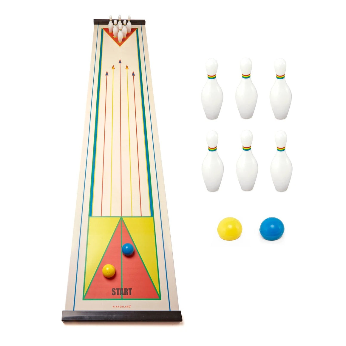 GAMES - TABLETOP BOWLING