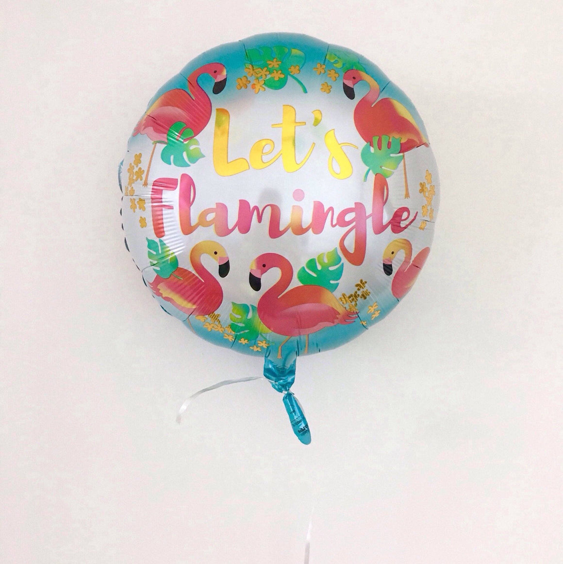 BALLOONS - LET'S FLAMINGLE, Balloons, QUALATEX - Bon + Co. Party Studio