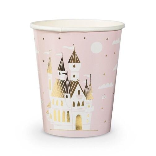 CUPS - SWEET PRINCESS CASTLE
