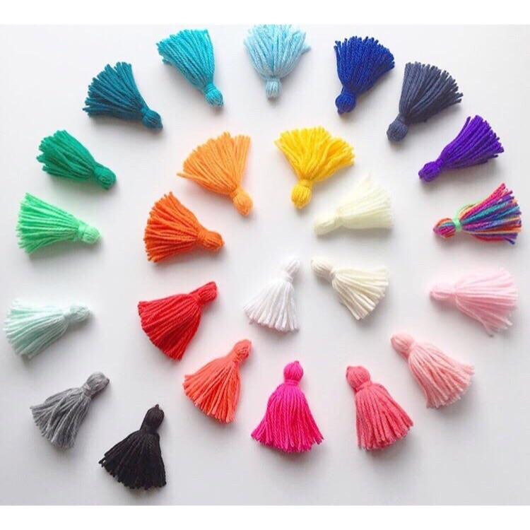 TASSEL GARLAND - YARN MINI CUSTOM