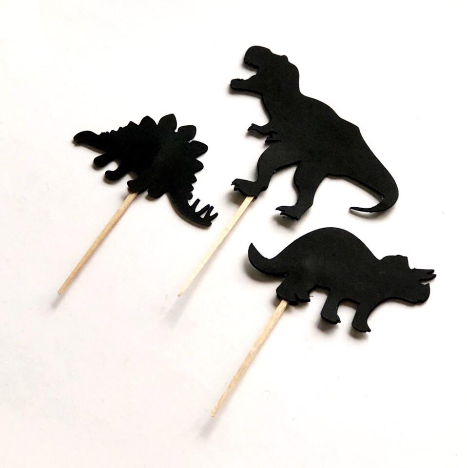 PARTY PICKS - DINOSAUR, Picks + Toppers, BON + CO - Bon + Co. Party Studio