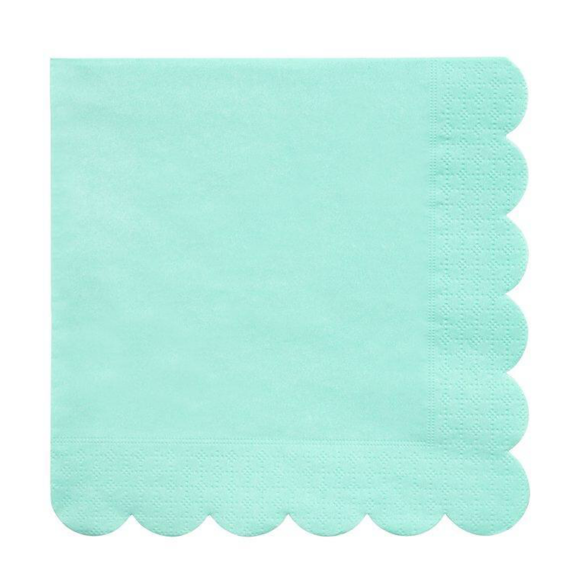 NAPKINS - LARGE MINT MERI MERI