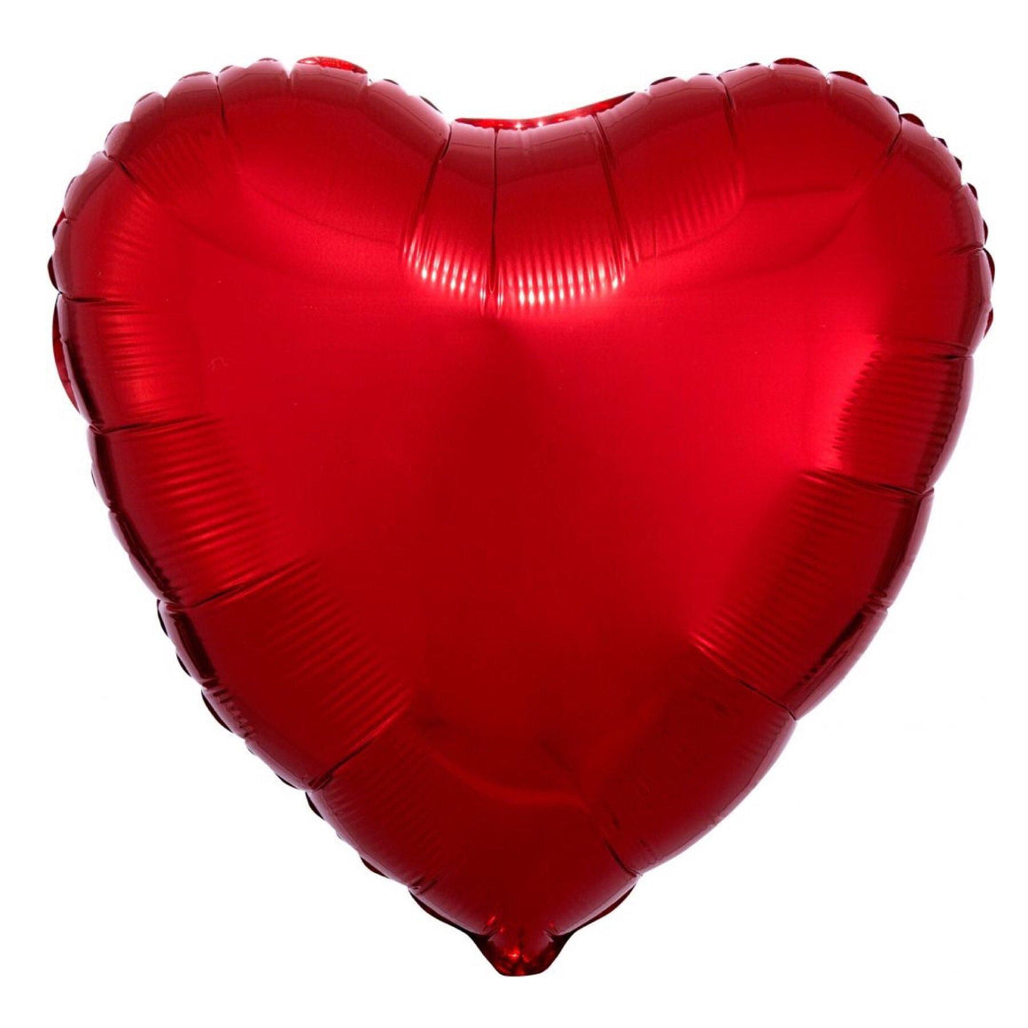 BALLOON BAR - HEART SHINY RED, Balloons, Anagram - Bon + Co. Party Studio