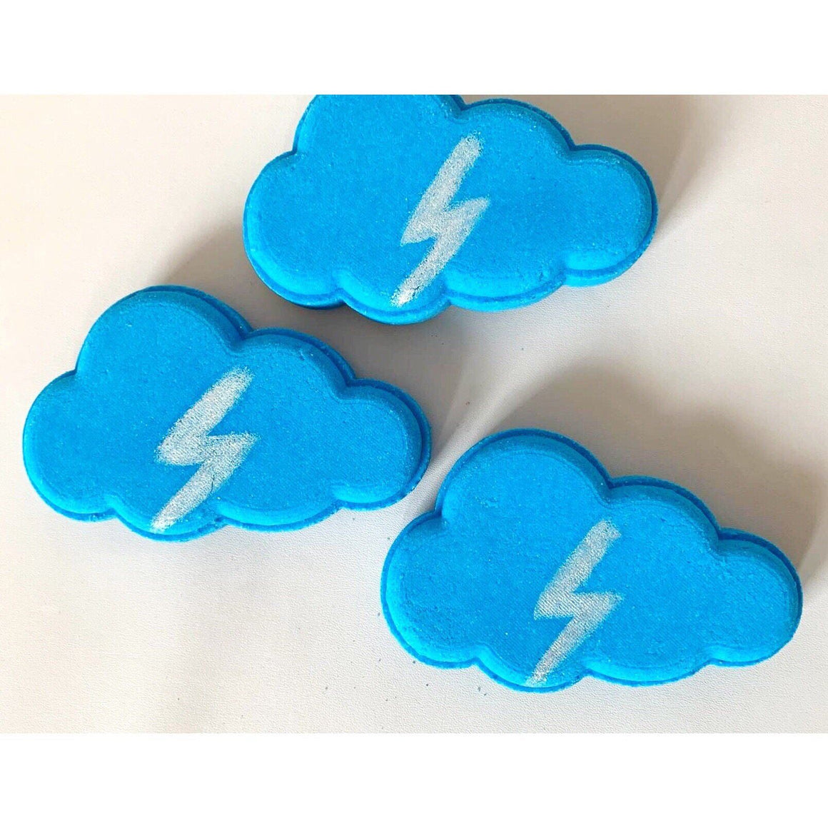 BATH FIZZY - COLOURBLAST JUMBO STORM CLOUD, BATH, Crafted Bath - Bon + Co. Party Studio