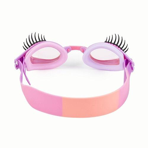 BLING2o GOGGLES - GLAM LASH BEAUTY PARLOUR PINK, Swim goggles, Bling2o - Bon + Co. Party Studio