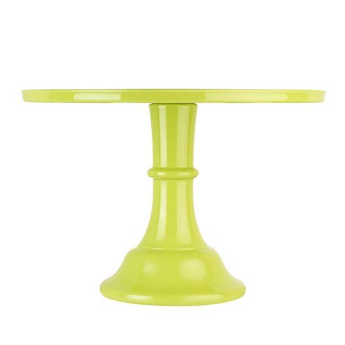 CAKE STAND - GREEN