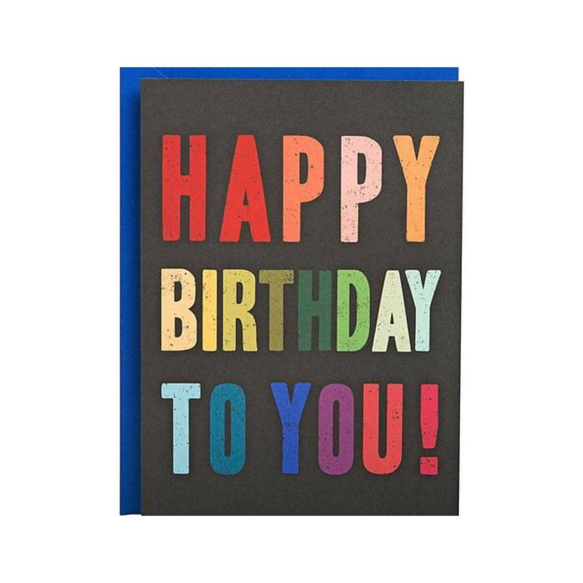 GIFT GIVING - GREETING CARD MULTI BIRTHDAY