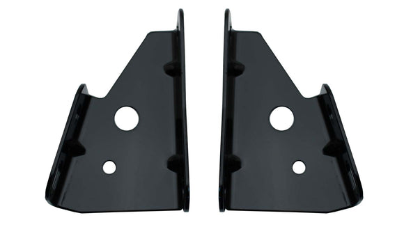 GM 1964-72 Booster Bracket Powder Coated Black