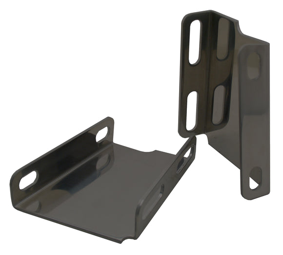 GM 1958-1970 Booster Bracket Powder Coated Black