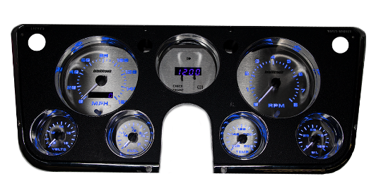3D Analog Panel Chevrolet Truck 67-72 Direct Replacement Cluster