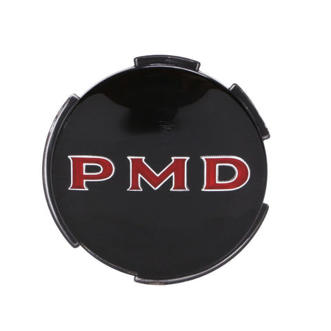 "Wheel Cover Emblem, 2 3/4"" Diameter, Black, Sold as Each"