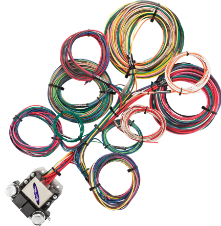Kwikwire 8 Circuit Standard Kit with Ground Kit