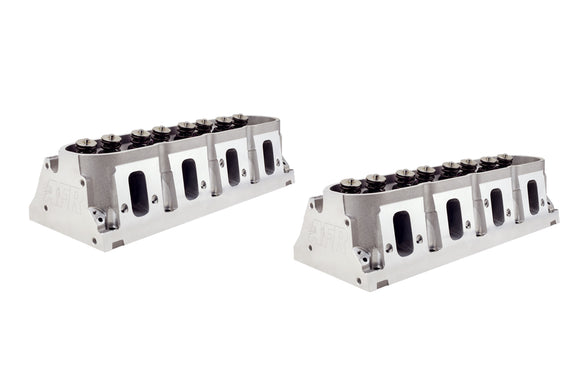 LS3 12-Degr Cylinder Heads Fully CNC Ported