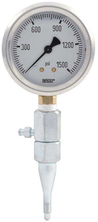 Brake Pressure Gauge 360 Deg Rotation