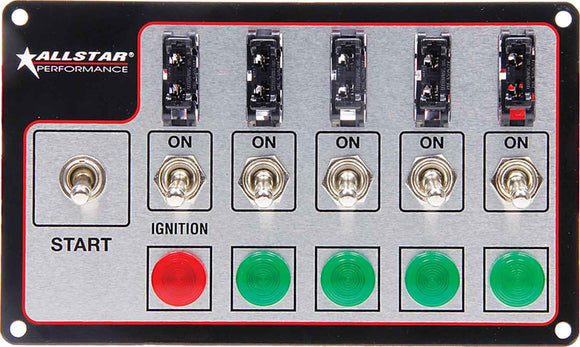 Fused Switch Panel