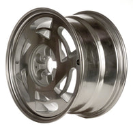 ALY01626L10 ALLOY WHEEL- 17 X 9.5- 12 SLOTS- 5 LUG- 4.75 INCH BP- LEFT- POLISHED