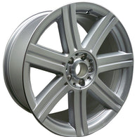 ALY02230U20N ALLOY WHEEL- 19 X 9- 7 SPOKES- 5 LUG- 112MM BP- REAR- NEW REPLICA-