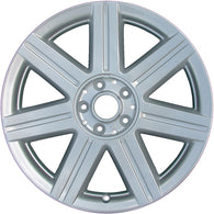 ALY02230U20 ALLOY WHEEL- 19 X 9- 7 SPOKES- 5 LUG- 112MM BP- REAR- SILVER