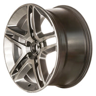 ALY03814U79 ALLOY WHEEL- 19 X 9.5- 45MM OFFSET- 5 SPLIT SPOKES- 5 LUG- 4.5 INCH