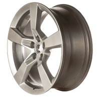 ALY05444U77 ALLOY WHEEL- 20 X 8- 5 SPOKES- 5 LUG- 120MM BP- FRONT- LIGHT