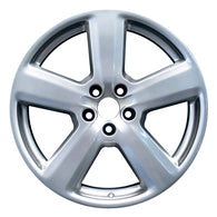 ALY58795U78 ALLOY WHEEL- 19 X 9- 44MM OFFSET- 5 SPOKES- 5 LUG- 112MM BP-