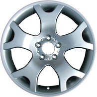 ALY59333U10 ALLOY WHEEL- 19 X 9- 5 Y SPOKES- 5 LUG- 120MM BP- FRONT- BRIGHT