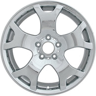 ALY59333U85 ALLOY WHEEL- 19 X 9- 5 Y SPOKES- 5 LUG- 120MM BP- FRONT- AFTERMARKET