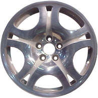 ALY59395U20 ALLOY WHEEL- 19 X 9- 24MM OFFSET- 10 SPIDER SPOKES- 5 LUG- 120MM BP-