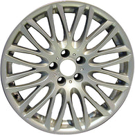 ALY59442U20 ALLOY WHEEL- 20 X 9- 24MM OFFSET- 12 Y SPOKES- 5 LUG- 120MM BP-
