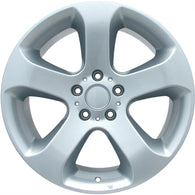 ALY59447U20 ALLOY WHEEL- 19 X 9- 48MM OFFSET- 5 SPOKES- 5 LUG- 120MM BP- FRONT-