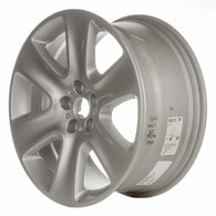 ALY59836U20 ALLOY WHEEL- 18 X 8.5- 6 SPOKES- 5 LUG- 108MM BP- ALL PAINTED SILVER
