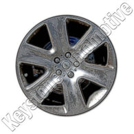 ALY59836U85 ALLOY WHEEL- 18 X 8.5- 6 SPOKES- 5 LUG- 108MM BP- AFTERMARKET CHROME