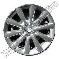 ALY59849U20 ALLOY WHEEL- 19 X 8.5- 49MM OFFSET- 10 SPOKE- 5 LUG- 108MM BP-