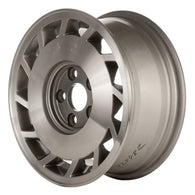 ALY62241U15 ALLOY WHEEL- 15 X 6.5- 12 SLOTS- 5 LUG- 4.5 INCH BP- DEEP HUB-