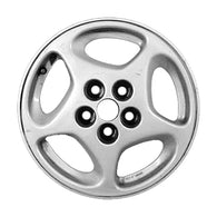 ALY62289R10 ALLOY WHEEL- 16 X 8.5- 5 SPOKES- 5 LUG- 4.5 INCH BP- REAR RIGHT-
