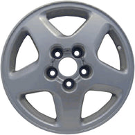 ALY62316U85 ALLOY WHEEL- 16 X 6.5- 5 SPOKES- 5 LUG- 4.5 INCH BP- AFTERMARKET